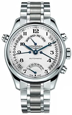 Longines Master Collection Mens Watch L2.715.4.78.6