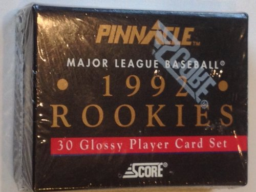 1992 Pinnacle Baseball Rookies Factory Set