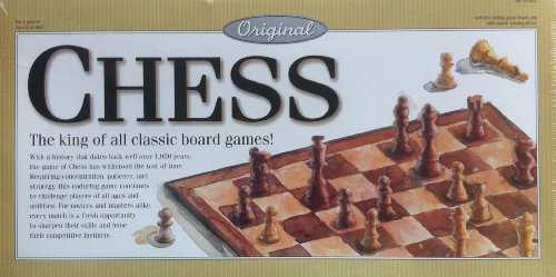 Original Chess, The king of all classic board games!