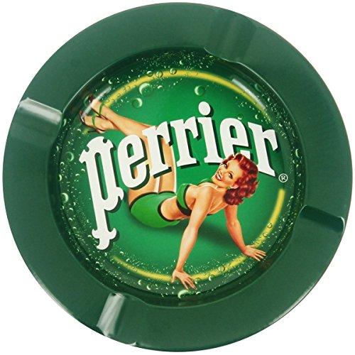 perrier-aschenbecher-aus-metall-deko-pub-perrier-retro-vintage-pin-up-auf-dem-rucken-brunette