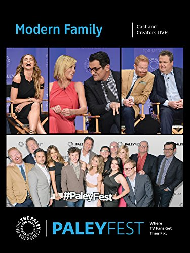 Modern Family: Cast and Creators Live at PaleyFest LA 2015