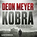 Kobra: Afrikaans Edition (       UNABRIDGED) by Deon Meyer Narrated by Nic De Jager