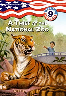 A Thief At The National Zoo (Turtleback School & Library Binding Edition) (Capital Mysteries (Pb))