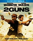 2 Guns (Blu-ray + DVD + Digital HD