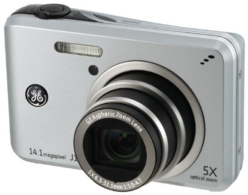 GE J1455 14MP Digital Camera Reviews