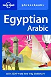 img - for Lonely Planet Egyptian Arabic Phrasebook (Lonely Planet Phrasebooks) Lonely Planet Egyptian Arabic book / textbook / text book
