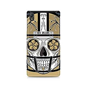 Mobicture Skull Abstract Premium Printed Case For Sony Xperia Z2 L50W