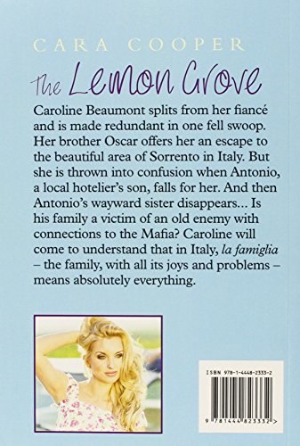 The Lemon Grove (Linford Romance Library)