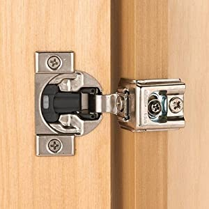Blum Compact Face Frame Hinge With Blumotion 1 1 4