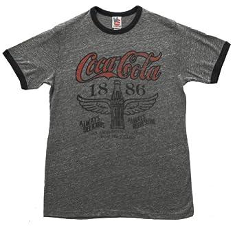Coca Cola 1886 Coke Vintage Style Junk Food