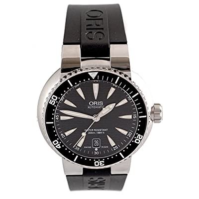 Oris Men's 733 7533 8454RS TT1 Divers Watch