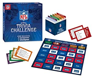 NFL Gridiron Trivia Challenge by USAopoly