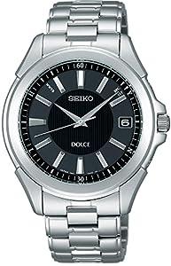 SEIKO DOLCE (SADZ151) Titanium Solar Watch Solar