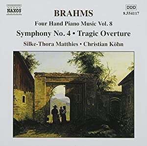 Brahms - Piano Works for Four Hands, Vol 8