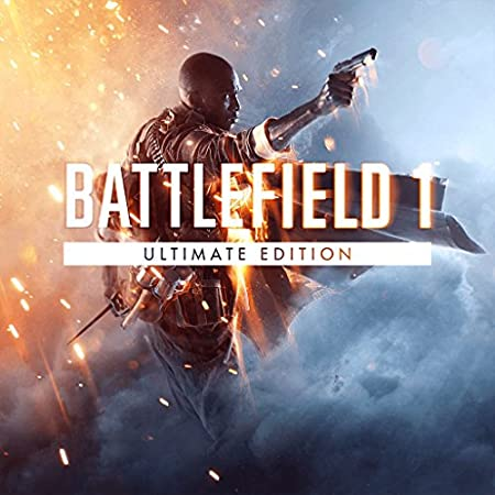 Battlefield 1 Ultimate Edition - Pre-Load - PS4 [Digital Code]