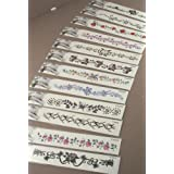 Long Arm Temporary Tattoo IN0206