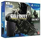 PlayStation 4 Slim (PS4) 1TB - Consola + COD: Infinity Warfare - Legacy Edition