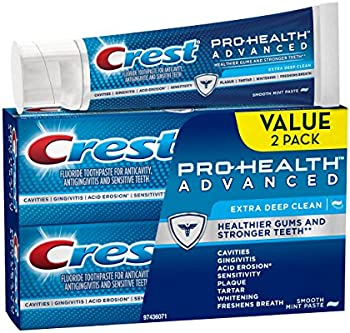 2-Pack Crest Pro-Health Toothpaste
