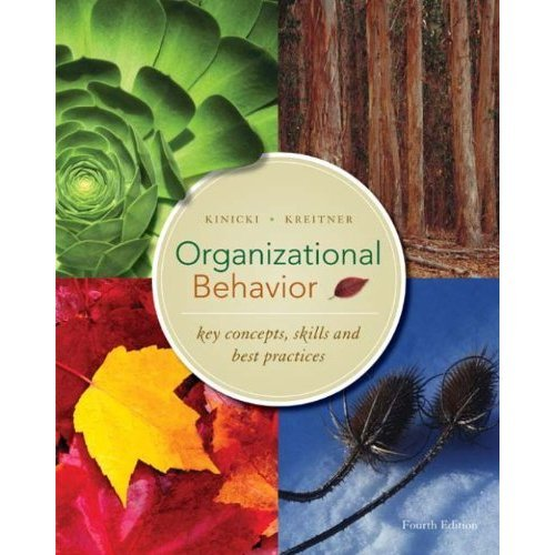 Organizational Behavior: Key Concepts, Skills & Best...