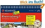 Rheinradweg 1, vom Bodensee nach Mann...