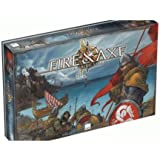 Fire and Axe Boardgame