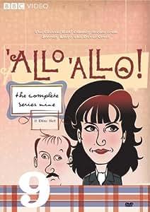 'Allo 'Allo! - The Complete Series Nine [1992] (REGION 1) (NTSC) [DVD] [2008] [US Import]