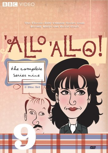 'Allo 'Allo! - The Complete Series Nine [1992]