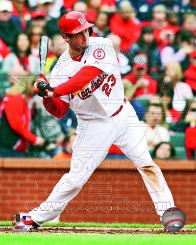 David Freese St. Louis Cardinals 2013 MLB Action Photo 8x10 #2 at Amazon.com