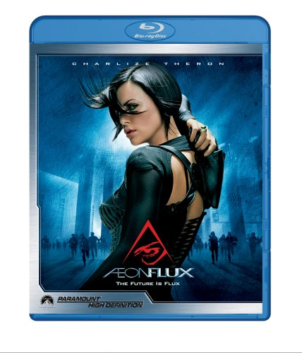 Cover art for  Æon Flux [Blu-ray]