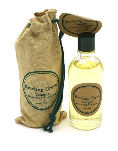 BOWLING GREEN By Geoffrey Beene For Men Cologne Splash 1 oz / 30 Ml in Pouch by Geoffrey Beene
