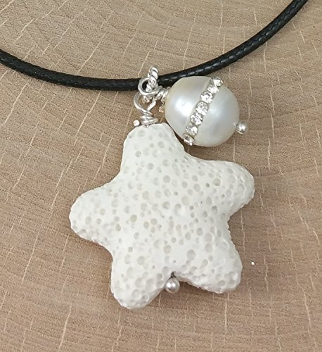 essential-oil-diffuser-necklace-aromatherapy-perfume-lava-stone-starfish-pendant-with-a-pave-freshwa