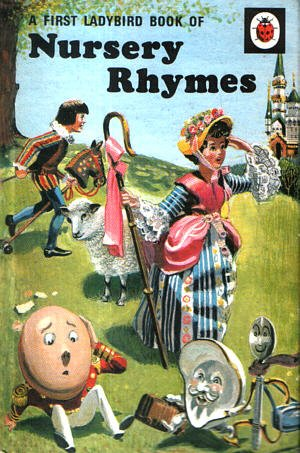 First Book of Nursery Rhymes (Nursery Rhymes and Stories)