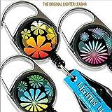LIGHTER LEASH Premium Clip Floral Series (Color: Multi)