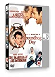 Anger Management/Groundhog Day/So I Married An Axe Murderer [DVD]