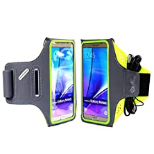 buy Iphone 6S Armband Case Grand Albert Armtrek Sports Exercise Armband Sleeve Case For Apple Iphone 6/6S Running Pouch Touch Compatible + Key Holder [Green] Good For Hiking,Biking,Walking (5.5Green)