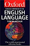 The Concise Oxford Companion to the English Language (0198631367) by McArthur, Tom