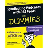 Syndicating Web Sites with RSS Feeds For Dummies ~ Ellen Finkelstein