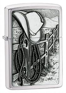 Zippo Country Emblem Pocket Lighter by Zippo