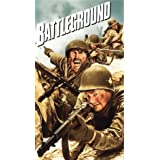 Battleground [VHS] ~ Van Johnson