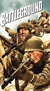 Battleground [VHS]