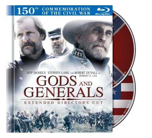 Gods and Generals (Extended Director's Cut) (Director's Cut / Edition, Widescreen, Subtitled, Dolby, AC-3)