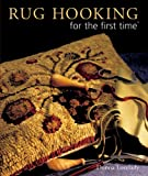 img - for Rug Hooking for the first time book / textbook / text book