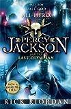Percy Jackson and the Last Olympian by Riordan, Rick (2010) Rick Riordan