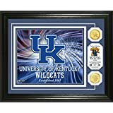 """NCAA Kentucky Wildcats Bronze Coin Photo Mint, 22"""" X 15"""" X 4"""", Bronze"""