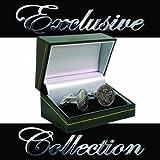1960 de la suerte de plata seis peniques gemelos del club de f�tbol y de la caja de presentaci�n