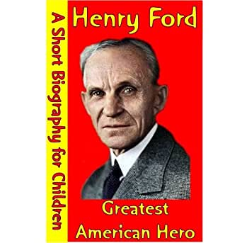 a brief life story of henry ford Henry ford is a household name, synonymous with the ford motor company  if  you're unfamiliar with mr ford, he's celebrated for his career as an american  businessman, born in 1863  famous biographies & tv shows – biography com.