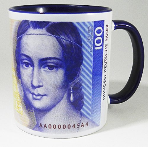 100-german-mark-deutsche-mark-bank-note-tazza-with-blue-glazed-handle-and-inner