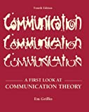 img - for A First Look at Communication Theory book / textbook / text book