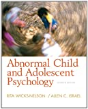img - for Abnormal Child and Adolescent Psychology (7th Edition) book / textbook / text book