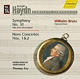 Complete Symphonies-Symphony No. 31/Horn Concertos